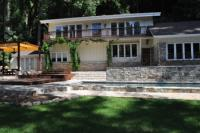 Kenwood residence remodel, decks and hardscaping